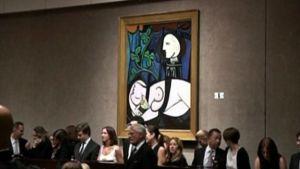 Picasson teos Nu au Plateau de Sculpteur huutokaupattavana