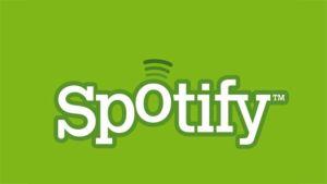 Spotifyn logo.
