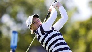 Ursula Wikström golfaa