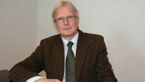 Etelä-Savon ELY-keskuksen ylijohtaja Pekka Häkkinen