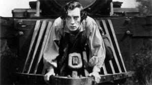 Kuva Buster Keatonin elokuvasta Kenraali