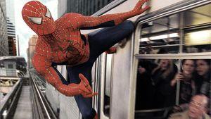 Kuva elokuvasta Spider-Man 2.