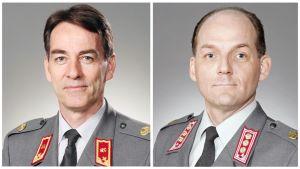 Sakari Honkamaa ja Timo Rotonen