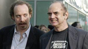 Harvey Pekar ja Paul Giamatti
