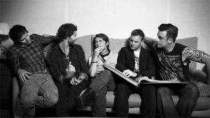 Take That -yhtye jälleen koossa