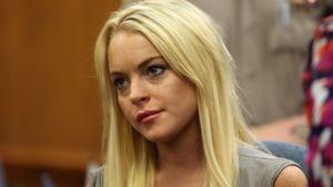 Näyttelijä Lindsay Lohan