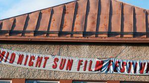 Lapinsuu-elokuvateatteri Sodankylässä