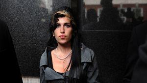 Amy Winehouse heinäkuussa 2009.