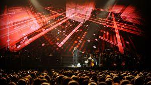 Brittimuusikko George Michael esiintyi lokakuussa 2011 Hampurissa, Saksassa. Elokuussa 2012 Michael tähdittää kesäolympialaisten päätöskonserttia Take Thatin, The Whon ja Emeli Sanden kanssa.
