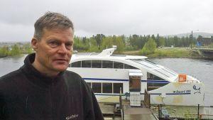 Laivuri ja risteily-yrittäjä Tapani Lappalainen