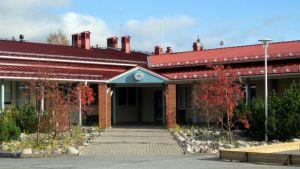 Karttulan koulukeskus.