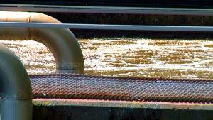 jäteveden puhdistus allas