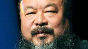 Ai Weiwei kuvattuna vuoden 2010 lopussa.