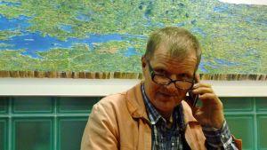 Runoviikon taiteellinen johtaja Taisto Reimaluoto