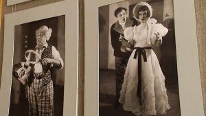 Viipuri taidemuseo, Suomenaikaisesta teatterista kertova valokuvanäyttely