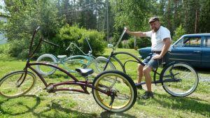custom-polkupyöriä