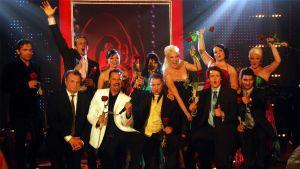 Tangomarkkinoiden 2012 finalistit.