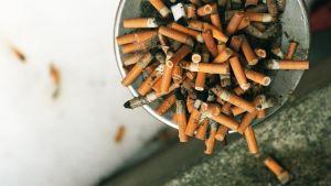 Tumpattuja tupakoita