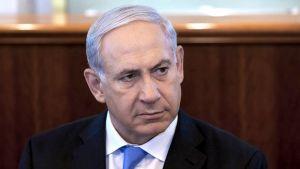 Benjamin Netanjahu Jerusalemissa 24. kesäkuuta 2012.