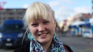Polvijärveläinen 17-vuotias Summeri-juontaja Maiju Pellikka