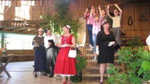 Jaakonjuhla Rengossa 2012