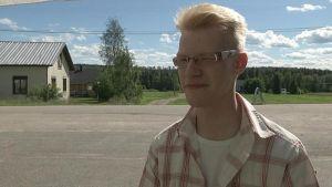 Kyläkauppias Einari Rautio