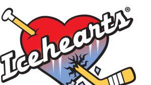 Icehearts-yhdistyksen logo