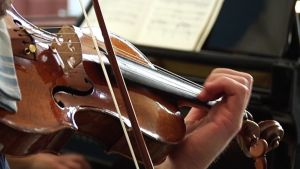 Lemin musiikkijuhlat 2012 harjoitukset