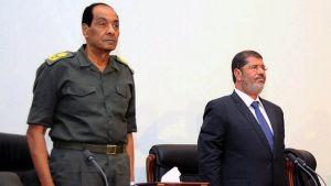 Hussein Tantawi ja Mohamed Morsi