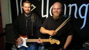 The Youngers -yhtyeen Mikko Vainonen ja Matti Vainio