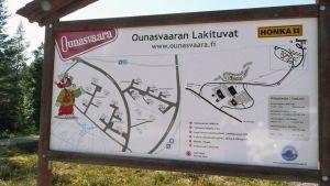 Ounasvaara mökkikylä
