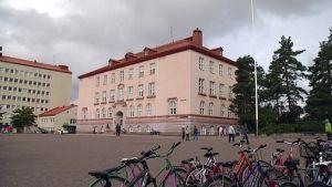Kankaan koulu Kouvolassa.