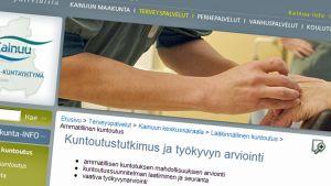 Kainuun keskussairaalan kuntoutusyksikkö muuttaa Kajaanin keskustaan