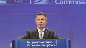EU:n kauppakomissaari Karel de Gucht.
