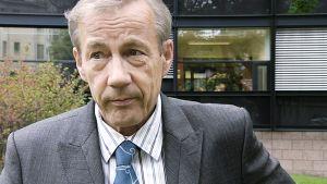 Aalto-yliopiston professori Sixten Korkman.