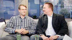 Jan Fredriksson ja Tommi Nyström
