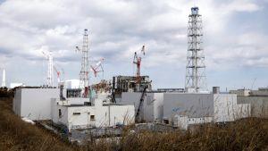 Fukushiman ydinvoimala kuvattuna vuonna 2012.