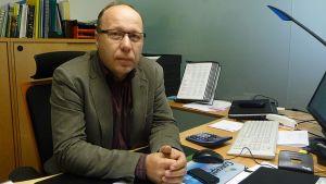 Metsänhoitoyhdistys, Pekka Nuutinen, toiminnanjohtaja