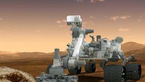 Mars-mönkijä