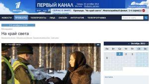 Ruutukaappaus Venäjän lapsikaappausohjelmasta.