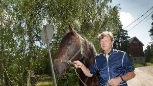 Brad de Veluwe ja Tuomas Korveoja.