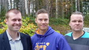 Jimi Heikkinen lopettaa pesäpallouran tähän kauteen, Mikko Korhonen siirtyy pelinjohtajaksi vuonna 2014 ja ensi kaudella pelinjohtajana jatkava Mikko Kuosmanen siirtyy urheilutoimenjohtajaksi vuonna 2014.