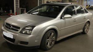 Opel-auto