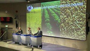 Euroopan komission tiedotustilaisuus