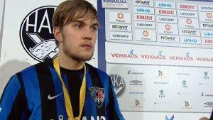 FC Interin Mika Ojala.