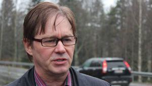Vesijohtaja Markku Hantusen mukaan Kangasvuoren vesitornilla ei ollut akuuttia korjaustarvetta.