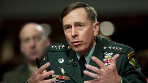 David Petraeus.