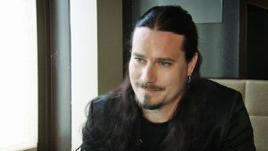 Nightwish band leader Tuomas Holopainen.