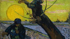 Vincent van Gogh: The Sower (1888)
