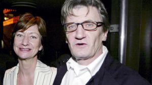 Pamela ja Pekka Mandart